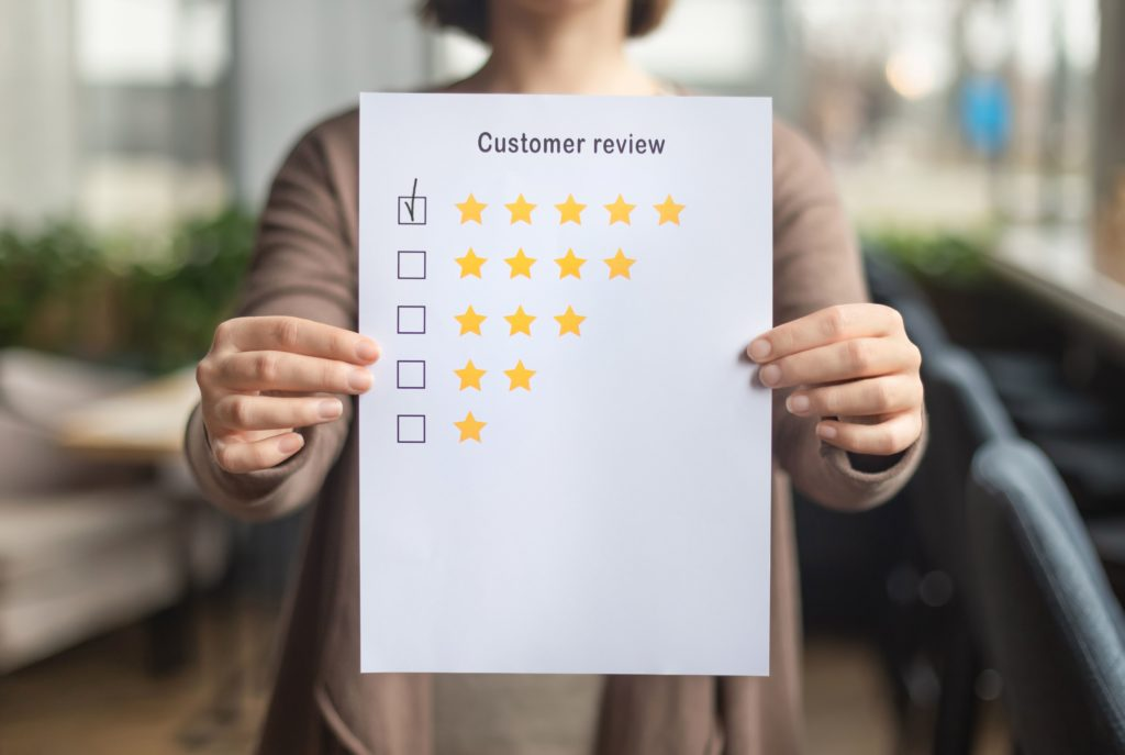Android Ranking Factor is All about your Google Reviews.